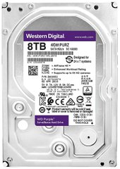 Жорсткий диск Western Digital Purple 8TB 256MB 5400rpm WD81PURZ 3.5 SATA III